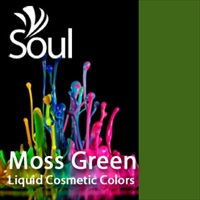 Warna Hijau Moss - 10ml