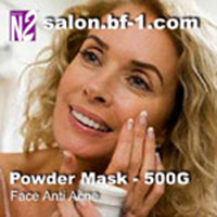 Powder Mask Anti Jerawat - 500g