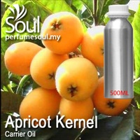 Minyak Carrier Kernel Aprikot - 500ml