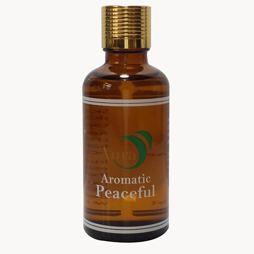 Minyak Aura Aromatik- Peaceful 50ml