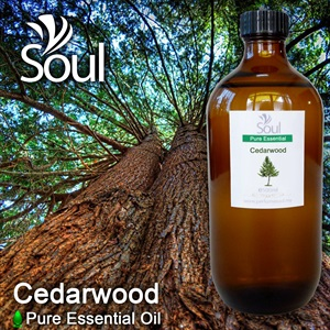 Minyak Pati Cedarwood - 500ml
