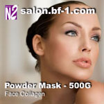 Kolagen Muka Powder Mask - 500g
