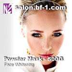 Pemutihan Wajah Powder Mask - 500G