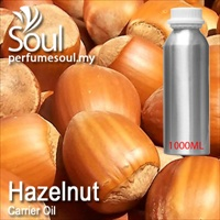 Minyak Carrier Hazelnut - 1000ml