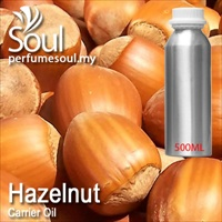 Minyak Carrier Hazelnut - 500ml
