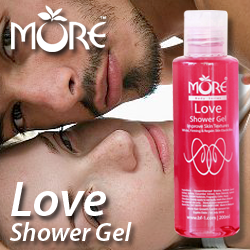 Gel Wangi Mandian 200ml - Love