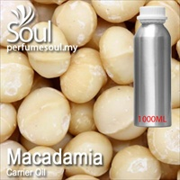 Minyak Carrier Macadamia - 1000ml
