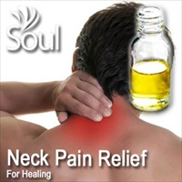 Essential Oil Neck Pain Relief - 10ml