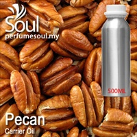 Minyak Carrier Kemiri Nut - 500ml