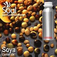 Minyak Carrier Soya - 1000ml