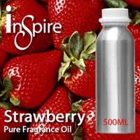 Minyak Wangi EDP Strawberi - 500ml