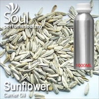 Minyak Carrier Sunflower Seed - 1000ml
